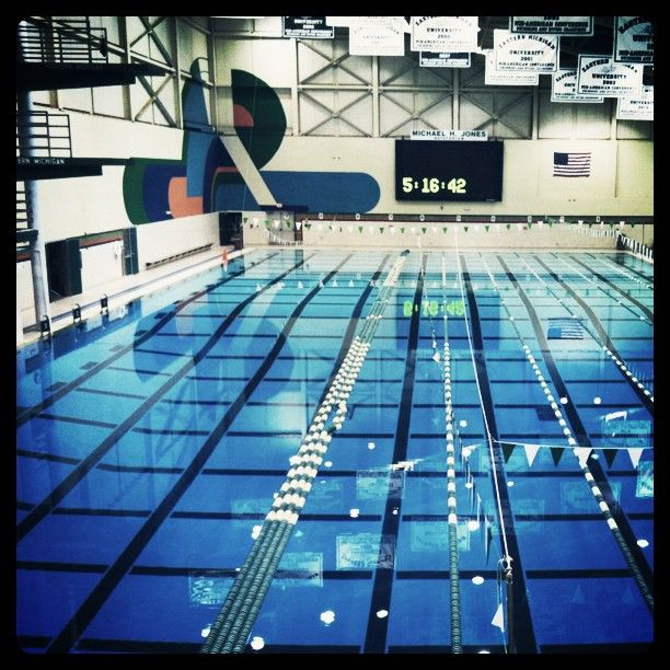 1000 ideas about eastern michigan university on pinterest - University of michigan swimming pool ...