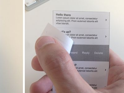 Great usage of interactivity with a sliding button