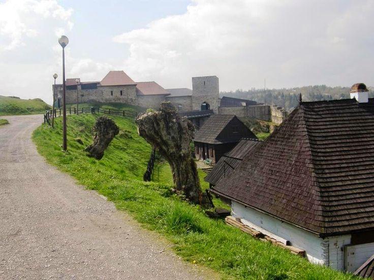 Zatrzymać świat: Mury Miejskie - Dobczyce (woj. małopolskie, pow. myślenicki, gm. Dobczyce)