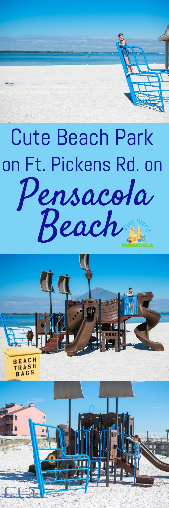 Beach Park on Ft. Pickens Road On Pensacola Beach
