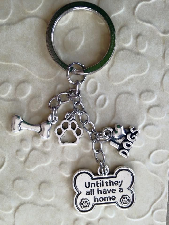 For every $15 donation to chandra@sharetheloverescue.org via Paypal gets you an adorable key chain! Leave your address in the note field!!!