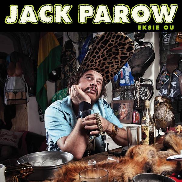 Jack Parow - Eksie OU by Merwe Marchand le Roux, via Behance