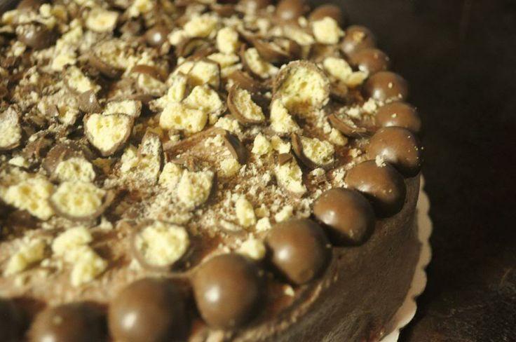 Nigella's Chocolate Malteser Cake | Just Today