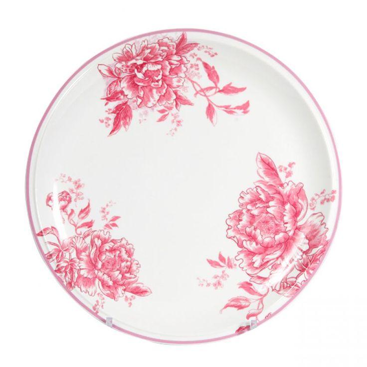В самом цвету: посуда Floral melody