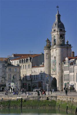 La Porte de la Grosse horloge, La Rochelle