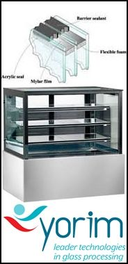 Triple Insulated glass is made of three sheets of glass with space partitioned by aluminum frame filled with high efficiently hasten drying agent. The edge of insulated glass is sealed by high strength sealing sealants. (triple insulated glass) sales@cammerkezi.com 0090216 575 88 60
