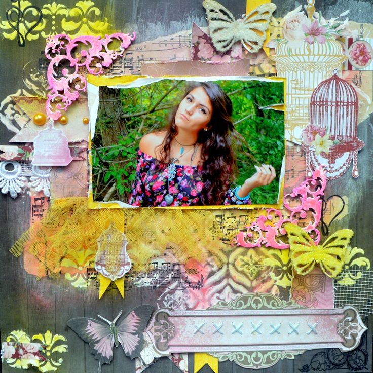 GYPSY AUTUMN for Scrap Around the World with a mini tutorial http://bellaideascrapology.blogspot.ca/2014/11/gypsy-autumn-for-scrap-around-world.html
