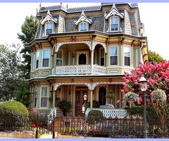 Mary Poppins - Banks House