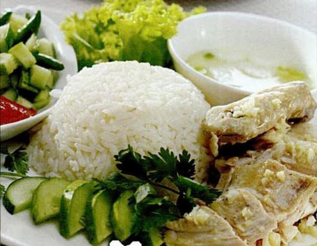 Resep Nasi Ayam Hainan
