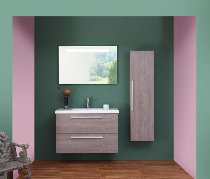 meuble salle de bain chez cedeo