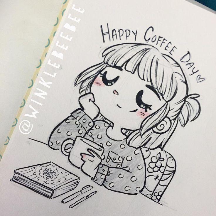 tomando um cafezinho