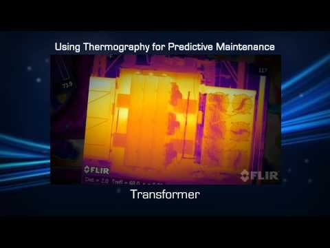 FLIR Systems: Using Thermography for Predictive Maintenance Applications