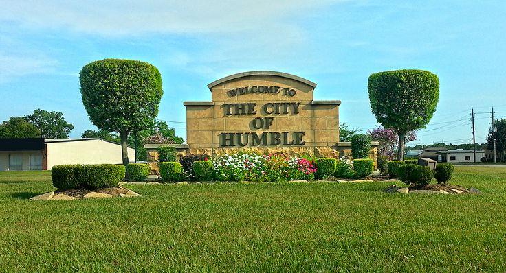 Welcome to Humble, Texas
