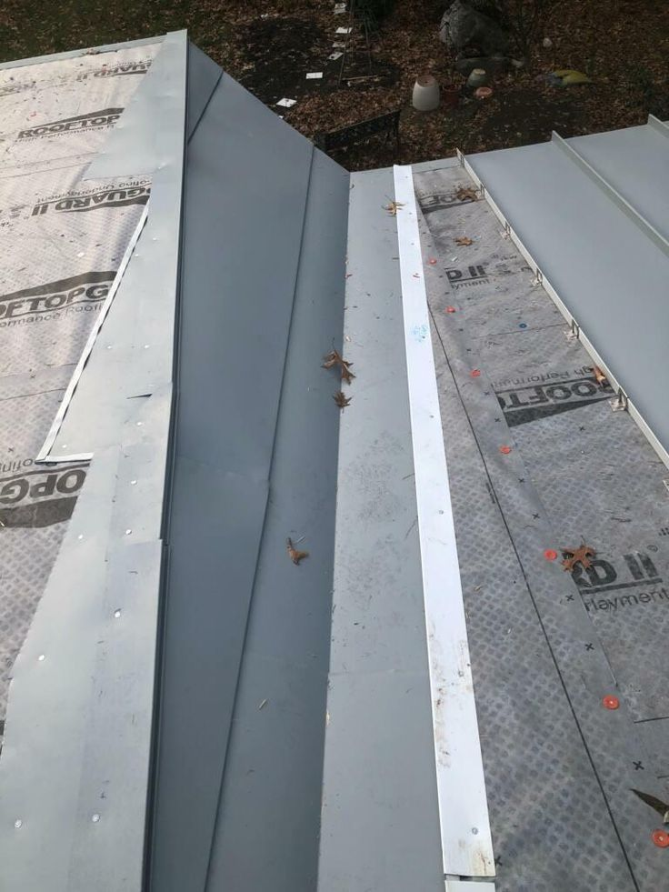 Standing Seam Standing Seam Metal Roofs Metal Roof