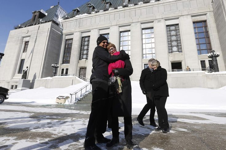 Feb 6, 2015- Canada's Top Court Backs Doctor-Assisted Suicide - WSJ