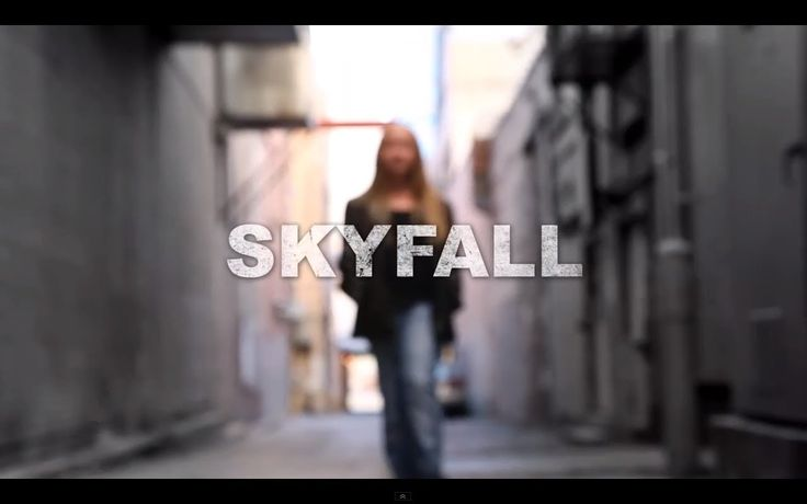 Skyfall ft. 10 yr. old Brittany James and the Salt Lake Pops Orchestra