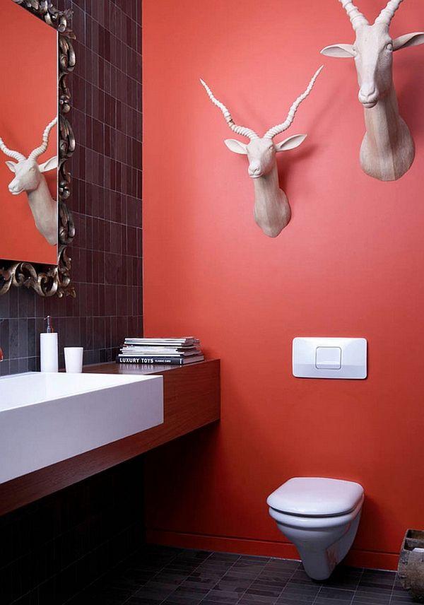 Best Powder Room Ideas Images On Pinterest Bathroom Ideas