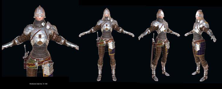 ArtStation - Medieval, Carlos Jacinto