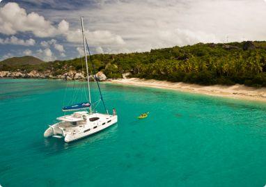 The Moorings, Tortola, BVI--great bareboat charters!