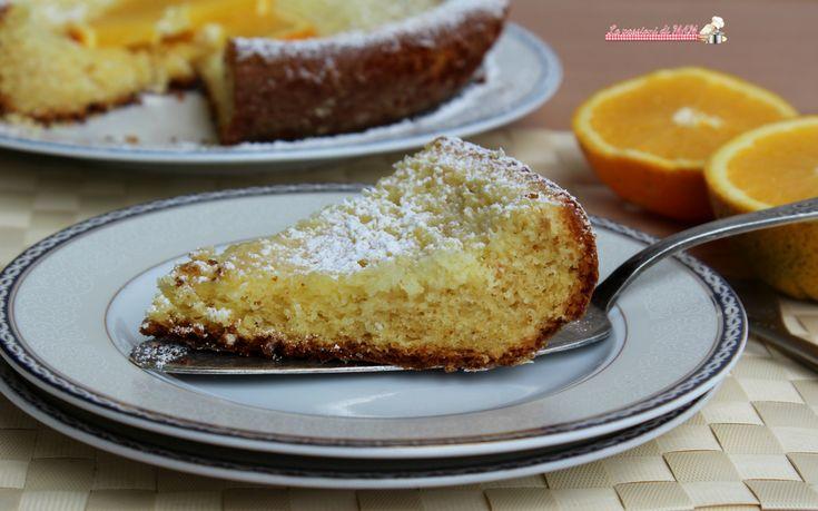 torta all'arancia con magic cooker ricetta per un dolce soffice e leggero con l'utilizzo del coperchio magico per una cottura con risparmio energetico