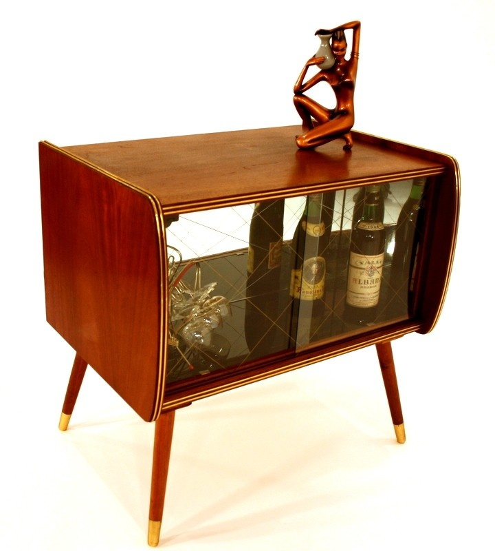 50s Bar House Bar Cabinet 50 50er Waiting Area Furniture And Retro Home