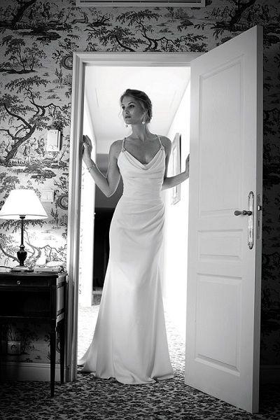 Brides over 40 not white wedding dresses