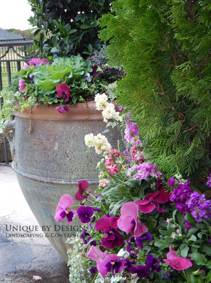 17 Best Images About Fall Flower Bed Ideas On Pinterest