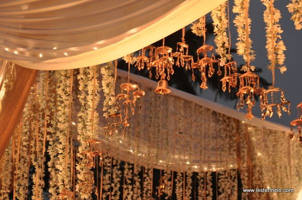 Indian Wedding Mandap with Kaliras Goa