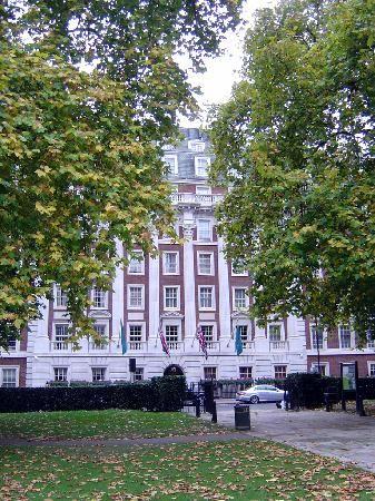 The Millenium Hotel London Mayfair  ( before Britannia Hotel ) , Grasvenor Square ,London ,England .