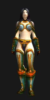 Glorious Plate (Recolor) - Transmog Set - World of Warcraft