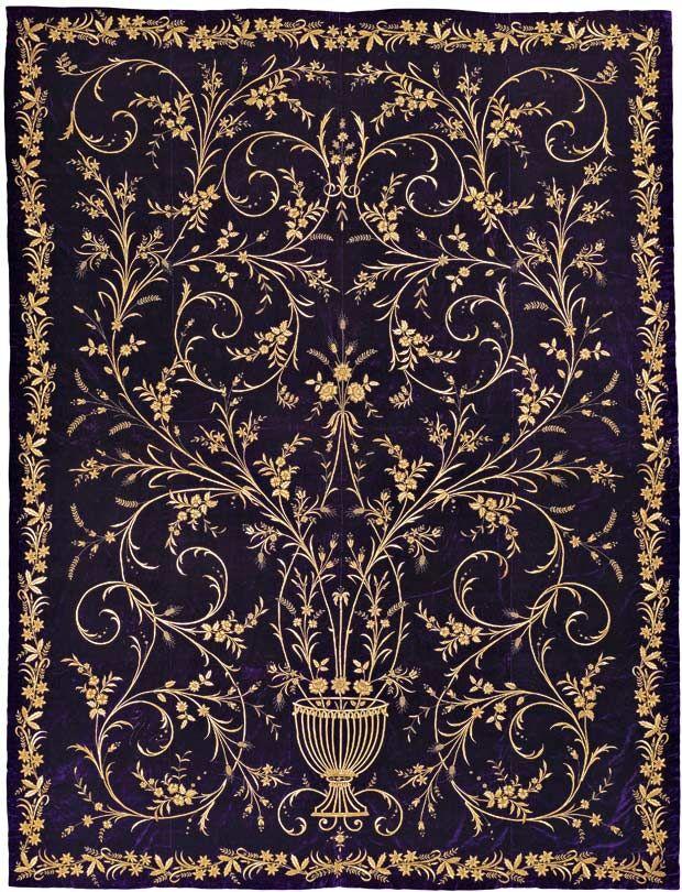 Bedspread, Ottoman, 19th century