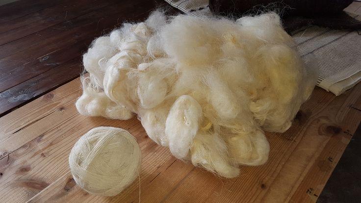 La tradizionale lana sarda di Mario Garau e Franca Carta