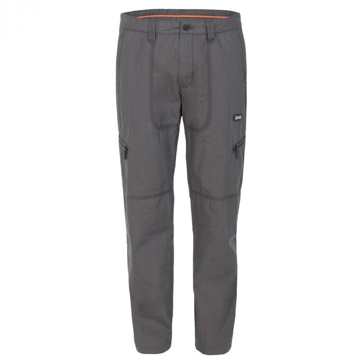 Men's Light Cotton Trousers J5S - Jeep Clothing Store