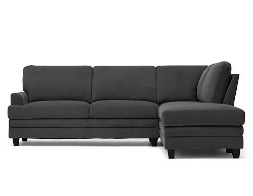 Blanco Sectional Sofa Right Structube 999 Dimensions
