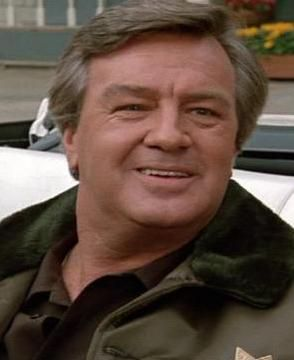 Murder She Wrote -The new Sherrif, Mort Metzger...in  later seasons