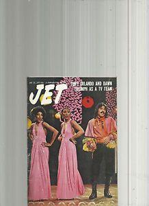 1975 JET MAGAZINE 1-23 TONY ORLANDO AND DAWN EXCELLENT  | eBay