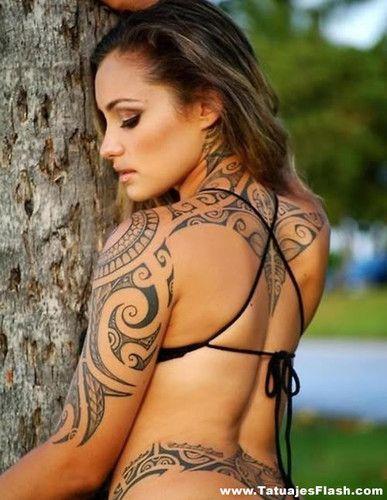 Maori Babes Nude 106