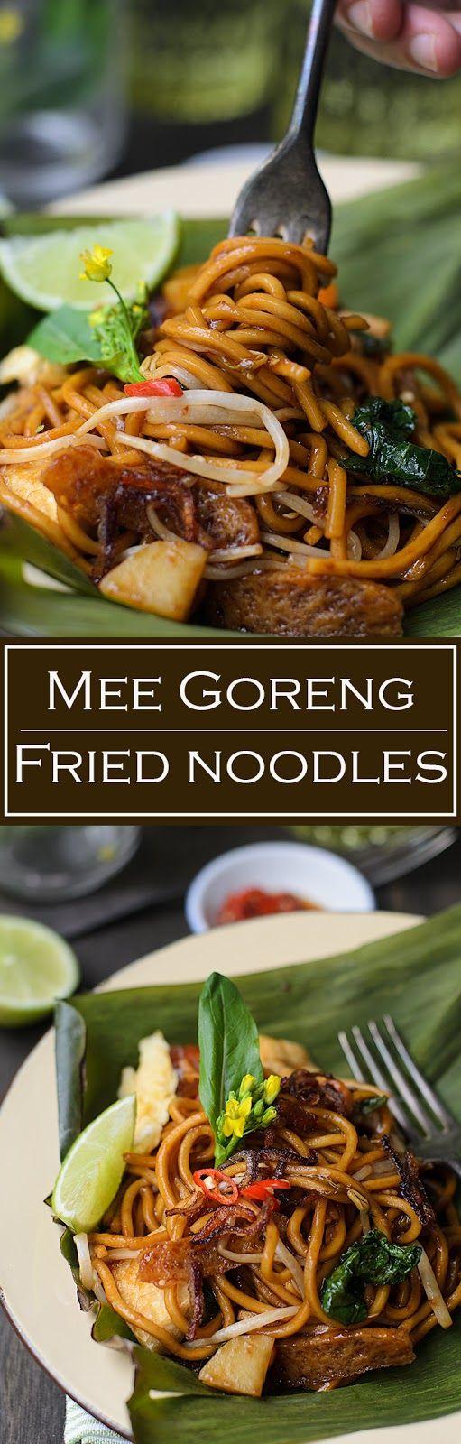 218 best lisas lemony kitchen on malaysian food images on malaysian mee goreng recipe mee goreng fried noodles is one of many malaysians forumfinder Choice Image