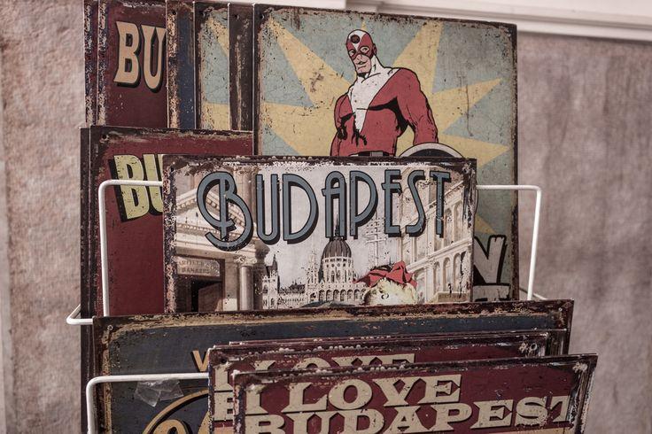 Vintage graphics  http://www.budapestwithus.hu/gouba/