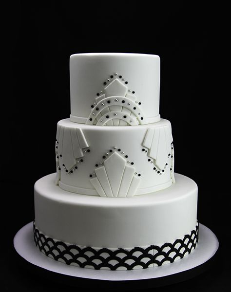 Custom Wedding Cakes Gallery