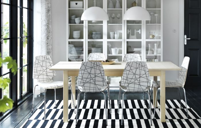 42 best images about manger on pinterest for Ikea chaises salle a manger