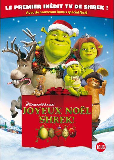 Joyeux Noël Shrek ! (Shrek the Halls) est un téléfilm américain d'animation de format court, issu de la franchise Shrek et diffusé pour la première fois le 28 novembre 2007 sur ABC. C'est bientôt Noël. L'Âne, Fiona et la bande sont tous fin prêts à l'idée de fêter le gros bonhomme en rouge et s'attendent à ce que Shrek prépare une merveilleuse fête. Seulement, ce dernier n'a rien préparé. Car Shrek, comme tous les autres ogres, n'a jamais fêté Noël.