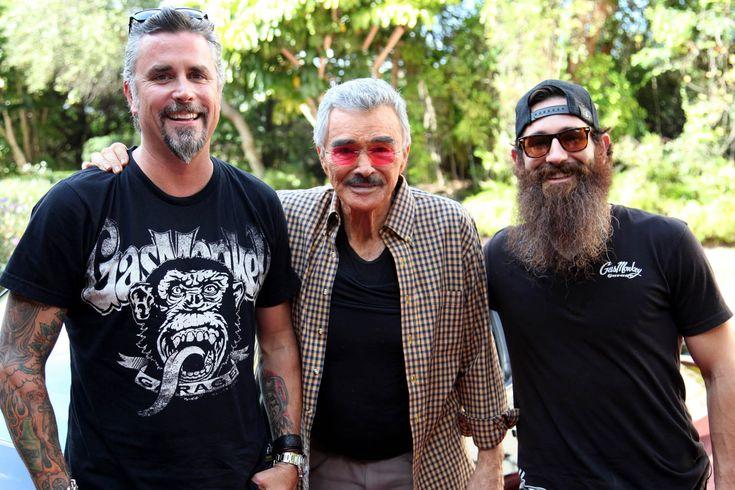 Fast and Loud Richard Rawlings | Burt Reynolds gets a 'Loud' surprise
