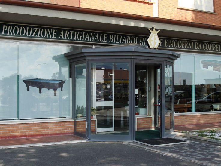 La nostra azienda si trova a Bientina (PI), nel cuore della Toscana.