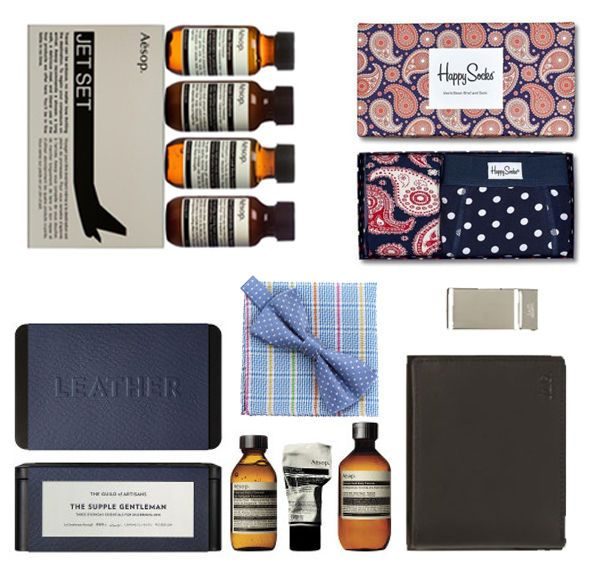 Men's gift set perfume, shaving, bow ties and more. at Westfield