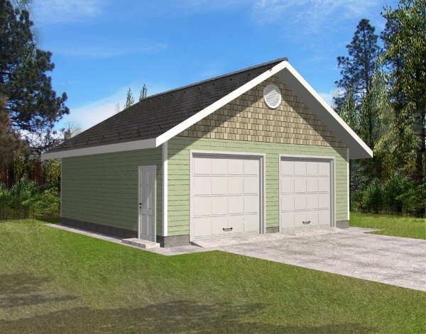Lambert 2 car garage plans loving this perfect plan for for Two car garage with workshop plans