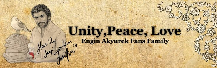 #HappyValentine 2016 #UnityInPeaceWithLove #EnginAkyurek
