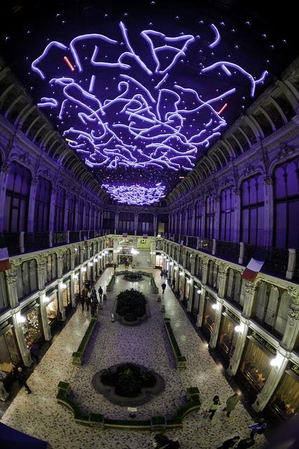 Galleria subalpina - Torino,province of Turin , Piemonte region Italy .