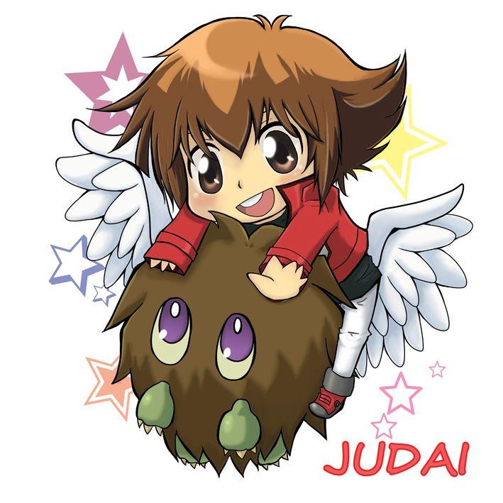 Jaden And Winged Kuriboh