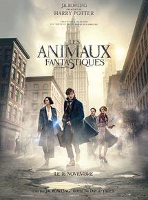 Les Animaux fantastiques - film 2016 - AlloCiné                                                                                                                                                                                 Plus